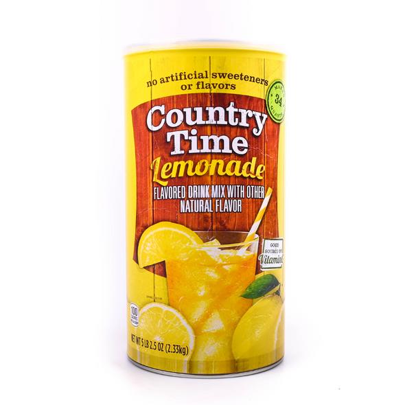 COUNTRY TIME LEMONADE STASH JAR (MSRP $44.99 EACH)