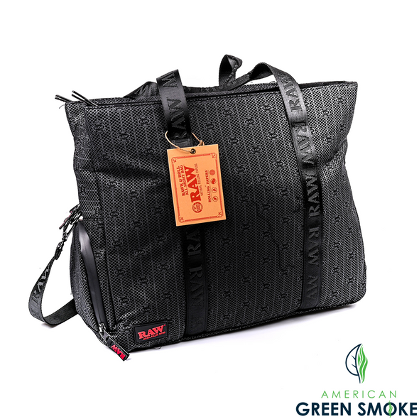 RAW RAWK N ROLL ALL NIGHT BAG WITH REMOVABLE FOIL BAG ( MSRP $169.99 EACH)