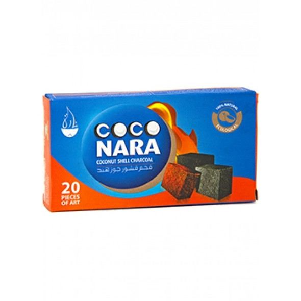 Coco Nara - Hookah Charcoal (20PCS) (MSRP $4.99)