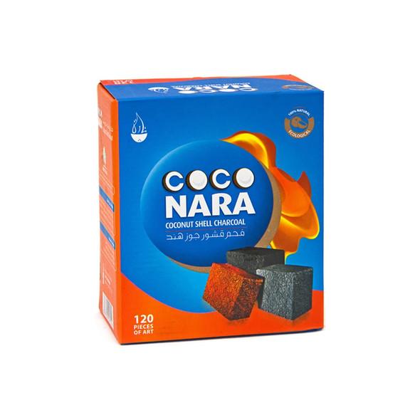Coco Nara - Hookah Charcoal (120PCS) (MSRP $12.99)