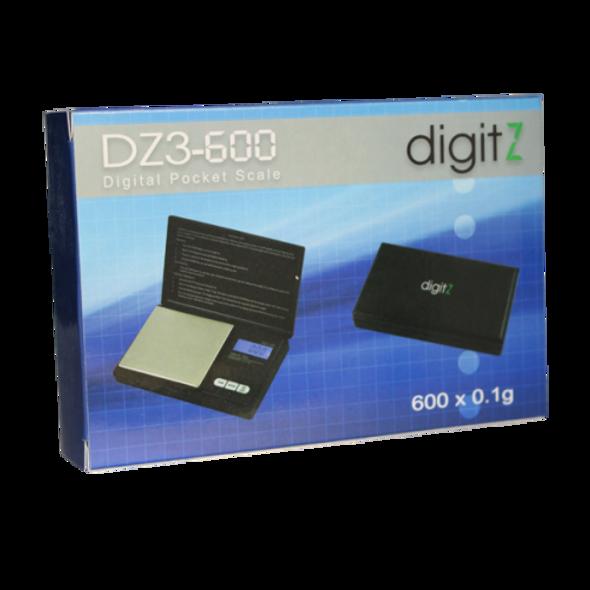 DIGITAL SCAALE DZ3 - 600 * 0.1G