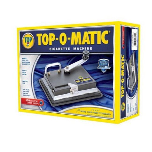TOP-O-MATIC CIGARETTE MACHINE ( MSRP $ 64.99 EACH )