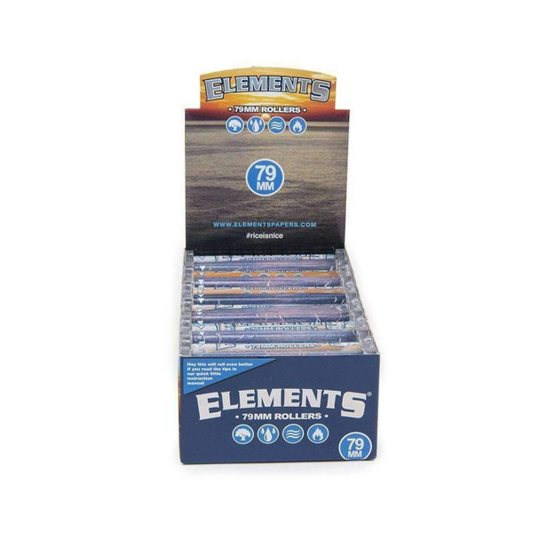 ELEMENTS 79MM ROLLER ( DISPLAY BOX OF 12 COUNT) (MSRP $3.99 EACH)