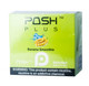 POSH PLUS  6%  NICOTINE  DISPOSABLE DEVICE 2.0ML  500 - 600 Puffs  10CT/BOX (MSRP $13.99 EACH)