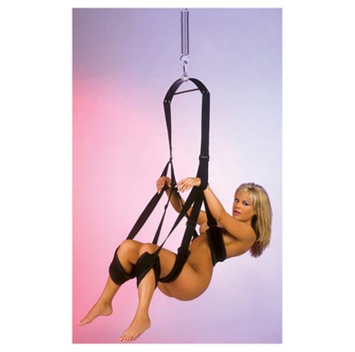 Bondage Swing  - Black