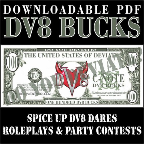 DV8 Bucks