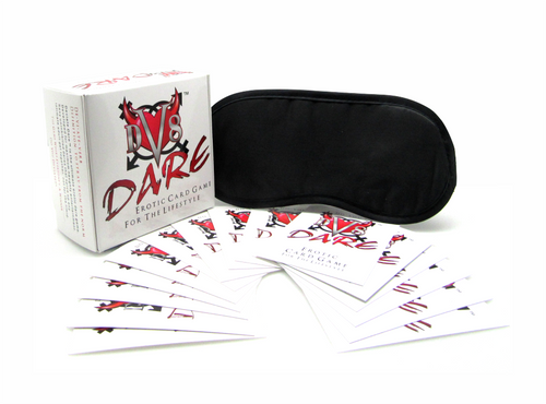 DV8 Dare Erotic Card Game for the Lifestyle Created for Swingers by Swingers™