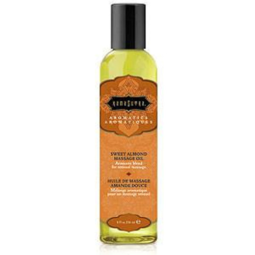 Kama Sutra Aromatic Massage Oil - Sweet Almond
