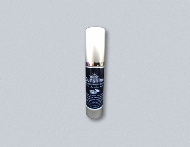Cosmetic Airless Pump - Professional Tarnish Remover 1.7oz
