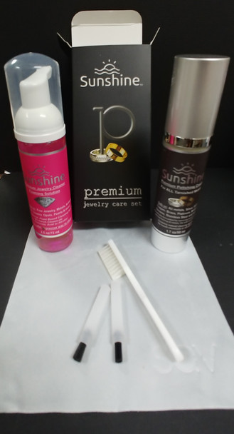 Premium Jewelry Care Kit