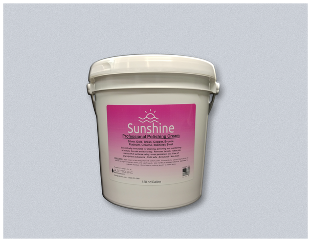 1 Gallon Polishing Cream/Tarnish Remover