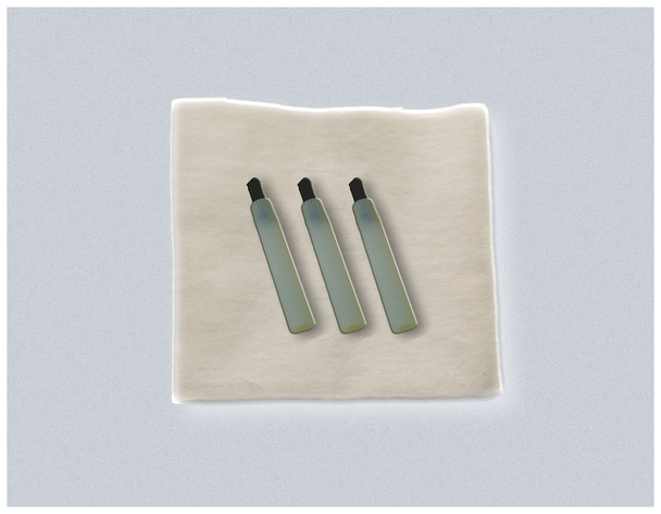 Cotton Jewelers Cloth Plus 3 Detail brushes
