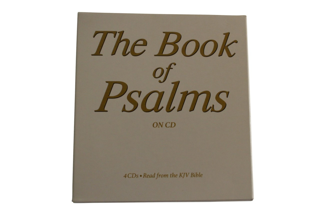 The Book of Psalms on cd