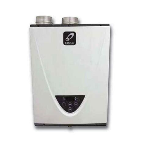 Takagi Indoor Tankless Water Heater Natural Gas T-H3-DV-N