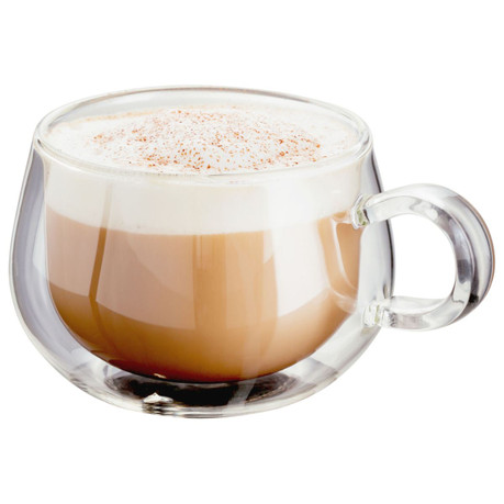 Judge Double Walled Glasswear 2 Piece Cappuccino Glass Set