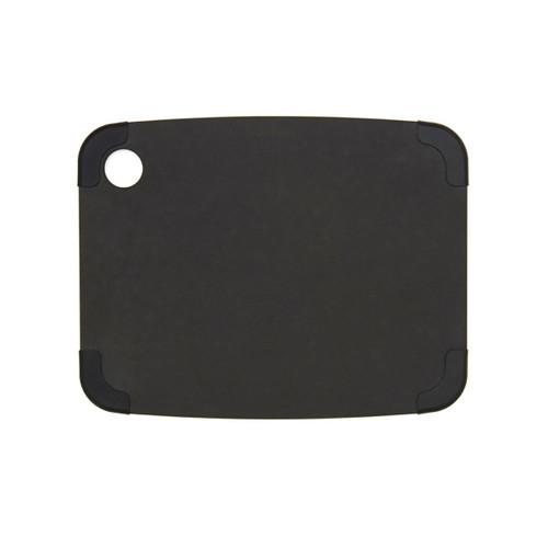 Epicurean 11.5 x 9 inch chopping board Slate with black corners