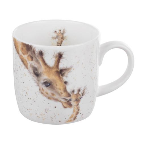 Royal Worcester First Kiss, Giraffe Mug 310ml