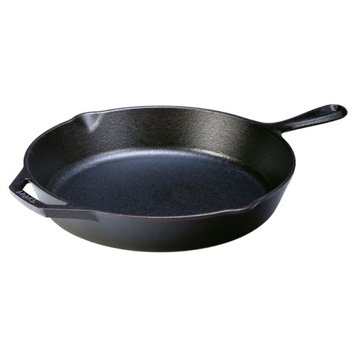 Lodge Cast Iron round skillet with handle 12 inch