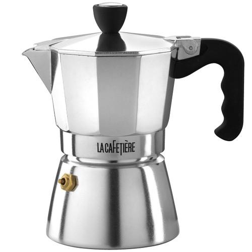 La Cafetiere Classic Espresso Maker 3 Cup