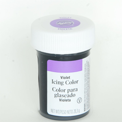 Wilton 28g Icing Colour Gel Paste for Sugarcraft & Cake Decorating