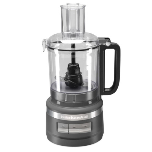 KitchenAid 2.1L Food Processor - Charcoal Grey