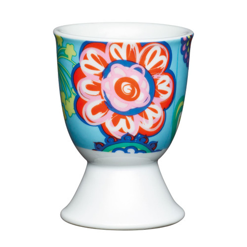 KitchenCraft Bright Floral egg cup