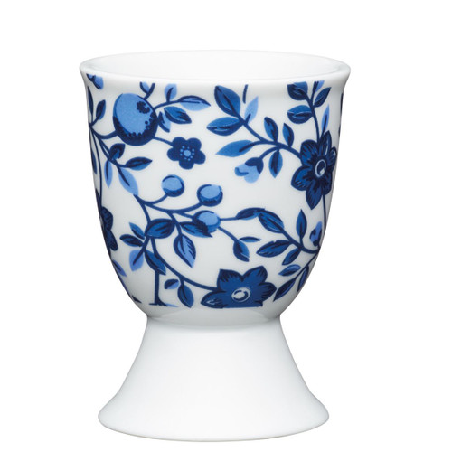 KitchenCraft traditional floral egg cup