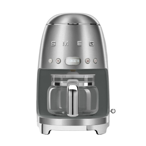 Smeg Drip Filter Coffee Machine - Stainless Steel