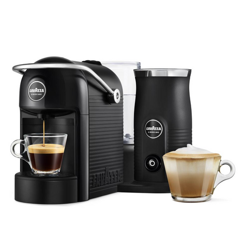 Lavazza Jolie & Milk Pod Coffee Machine - Black