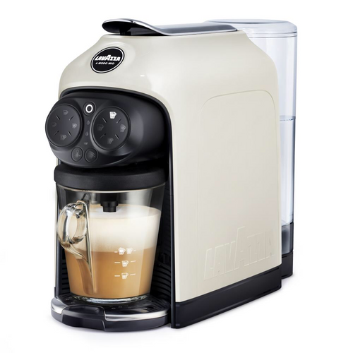 Lavazza Desea Pod Coffee Machine - White