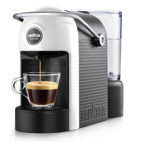Lavazza Jolie Pod Coffee Machine - White