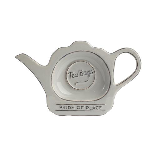 Pride Of Place Tea Bag Tidy Grey