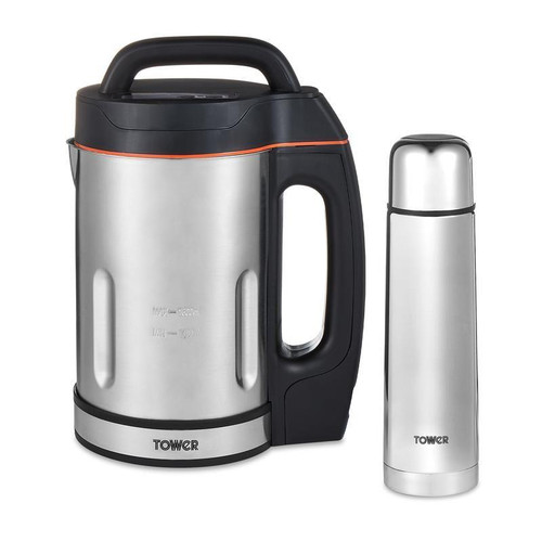 Tower Soup Maker 1.6L With Free Flask