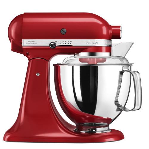 KitchenAid 4.8L Artisan 175 Stand Mixer Empire Red