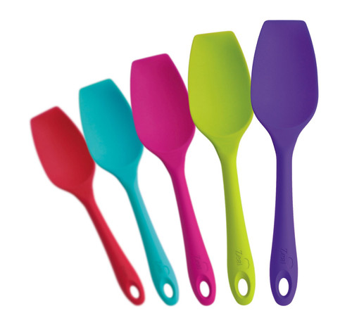 Zeal Large Silicone Spatula Spoon With Thick Handle