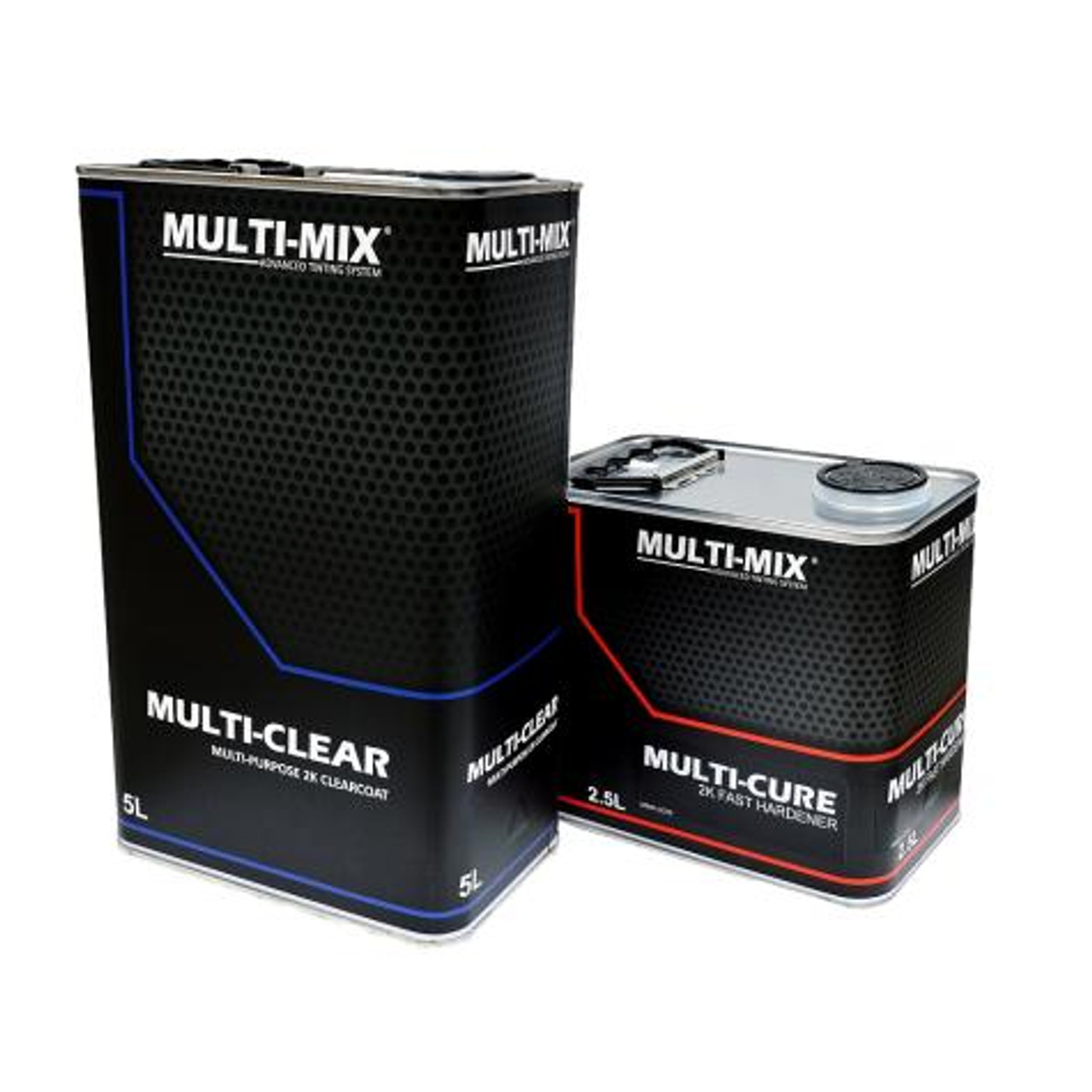Multi-Mix Multi Clear 2K Clearcoat 7.5L Kit