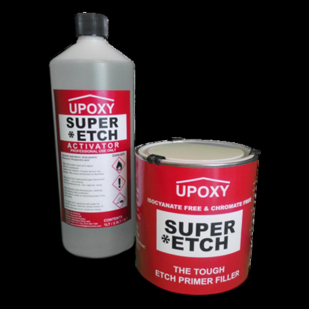 Upoxy Super Etch Primer Kit 2 0l Express Paints