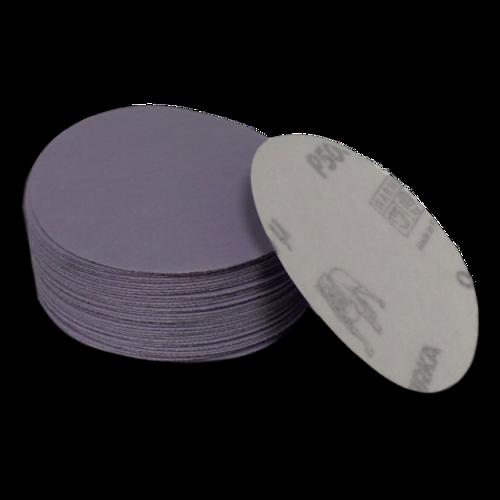 Mirka Q Silver Velcro Discs 77mm (100)