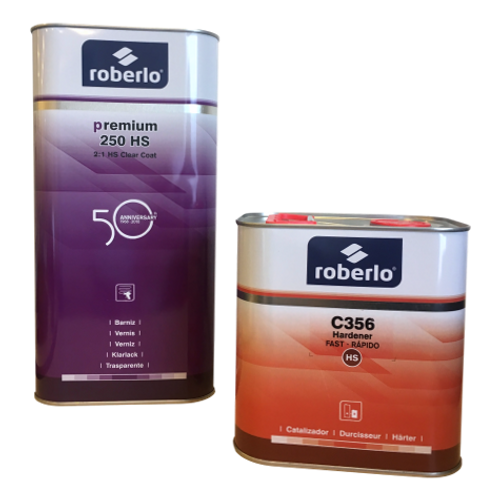 *Offer* Roberlo Premium 250 HS Kit 7.5L