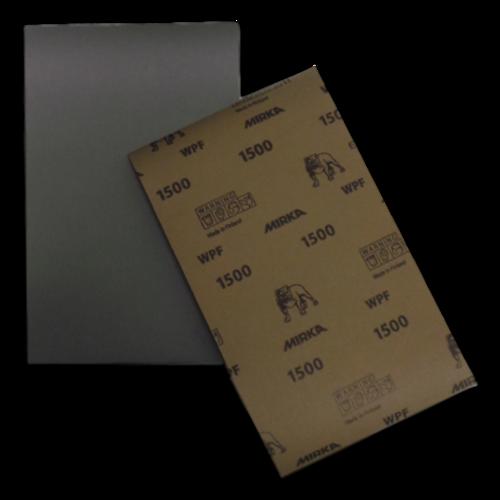 Mirka Wet & Dry Half Sheets (P1500/P2000)