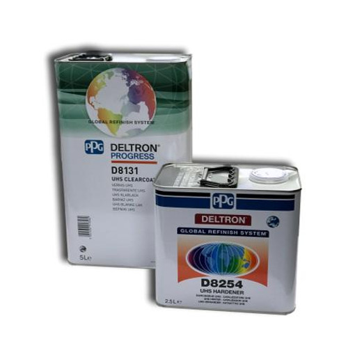 PPG D8131 UHS Clearcoat Kit 7.5L