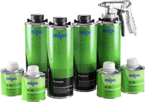 Mipa Protector Set (Black or Tintable)
