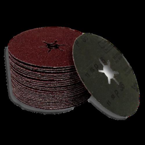 Fibre Discs P36 Grit 100mm (25)