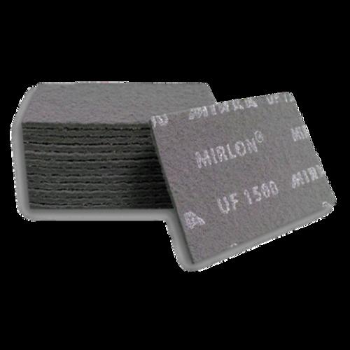 Mirka Mirlon Scotch Pads - Grey or Red (20)