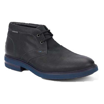 OWEN Men's Ankle Boots are ultralight, flexible and soft.  They protect your feet, joints and vertebrae, while maintaining proper hygiene.  Available in Black