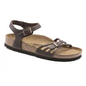 BIRKENSTOCK - BALI OILED LEATHER
