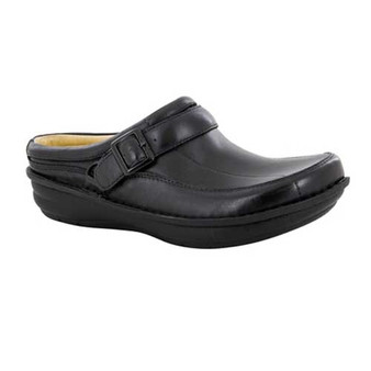 ALEGRIA MEN'S THE CHAIRMAN BLACK NAPPA