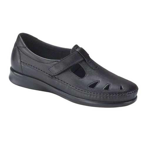 Roamer Slip On Loafer provides comfort and custom fit for your feet. Medicare Approved: This style has met the standards set by Medicare. Please see your doctor for details and qualifications. Available in Black
