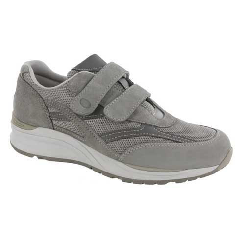 JV Mesh Active Sneaker provides you maximum firm but gentle support. Medicare Approved: This style in Gray has met the standards set by Medicare. Please see your doctor for details and qualifications. Available in Gray