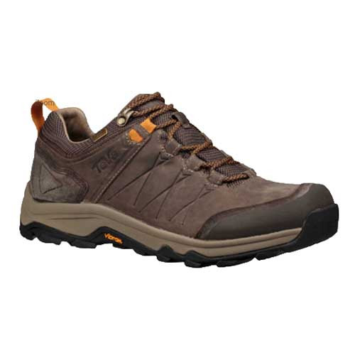 Teva Arrowood Riva WP hiking shoe is waterproof and super comfortable. The new foam construction is both ultralight and durable. Available in Walnut